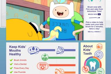 2 Minute Brushing Videos for Kids!
